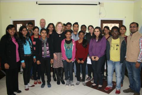 Asha Mentorship Programme: Induction of New Mentors
