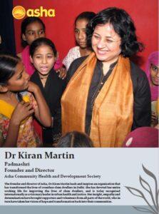 Dr Kiran's Profile