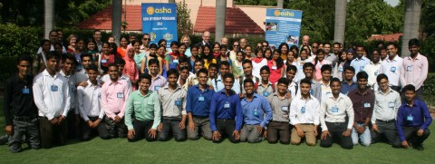 Asha Internship Programme 2014