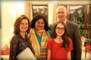 Asha bids adieu to Jill Sinclair Feature image