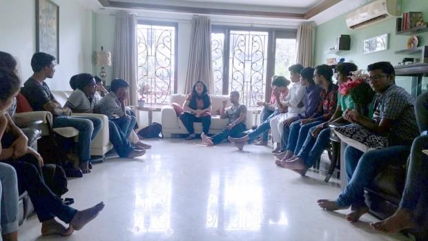 Asha Student Ambassadors Meet