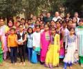 Australian World Orchestra strikes the right chord with Asha children