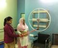 Physiotherapy Centre changing attitudes at Ekta Vihar slum colony