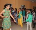 Self-defence training at Asha slums