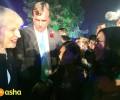 Dr Kiran meets The Rt. Hon. Theresa May