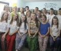 Team from Methodist College volunteers at Asha