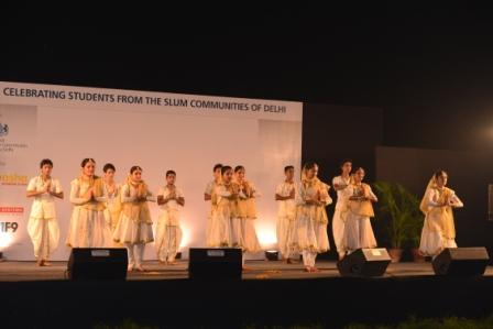 Classical Dance by Asha Students