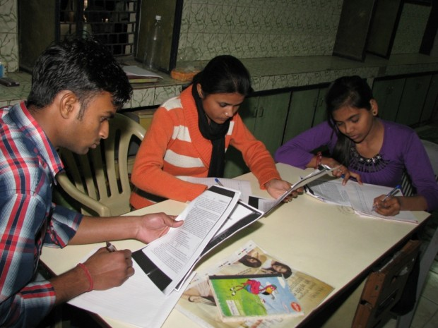 Asha helps High School students prepare well ahead of their final exams