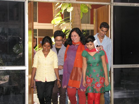 Asha Higher Education Programme hosts a Students' Meet for college students from slums