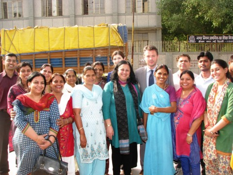 Irish Ambassador Visits Asha