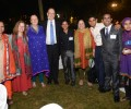 British High Commissioner Celebrates Asha Students