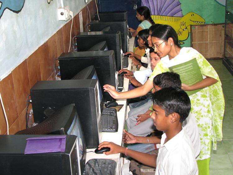 Adult computer literacy program
