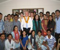 New Zealand MP Todd McClay visits Asha