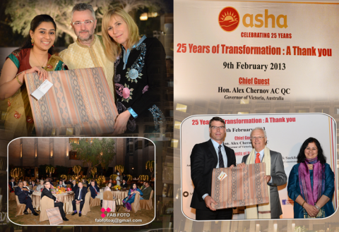 Celebrating 25 years of Transformation: A Thank You