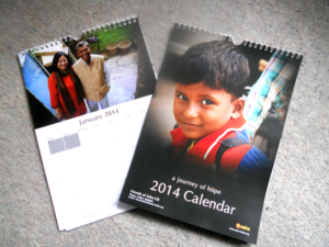 Journey of Hope Calendar