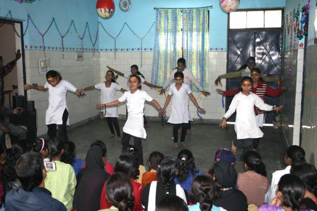Christmas Celebrations in Asha Communities