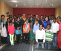 Supporters from Australia visit Asha community
