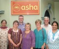 Visitors from the UK observe Asha's Programmes and hold workshops for community