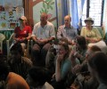Team from Onslow College, New Zealand visits Mayapuri slum colony