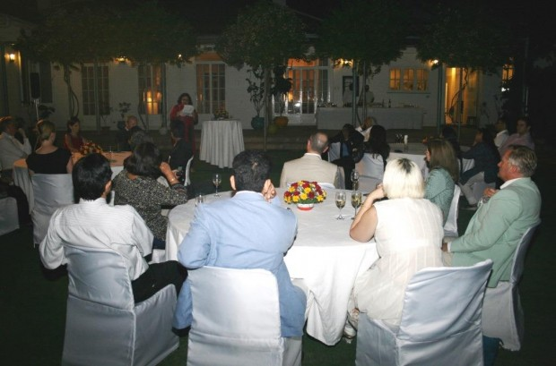 Deputy High Commissioner of Australia Mr Bernard Philip hosts the first meeting of Friends of Asha (Delhi)