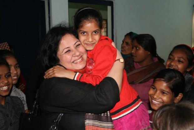 Dr Kiran Martin's reflection on Joy