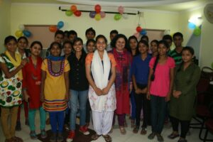 Dr Kiran congratulates toppers from Asha communities_Cover Pic