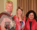 Asha bids farewell to Canadian High Commissioner HE Stewart Beck