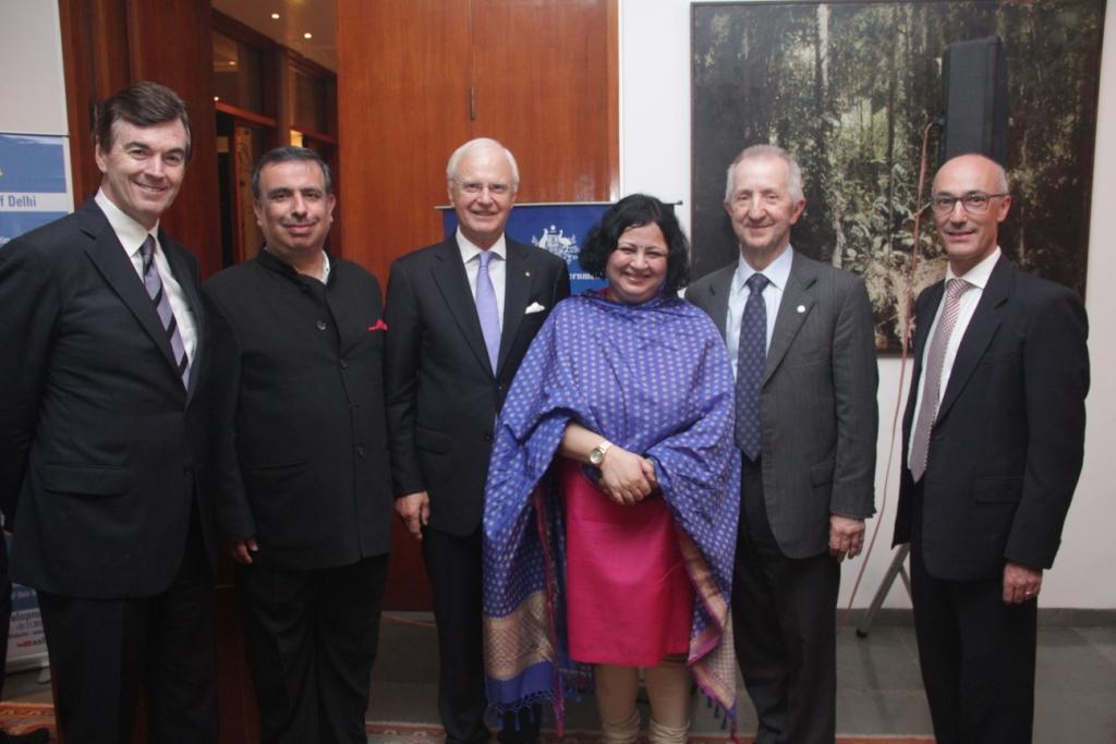 Friends of Asha Australia Board