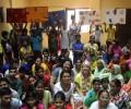 Internationally Acclaimed Artist holds workshop for Asha students
