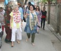 Australian Envoy for Women and Girls Natasha Despoja visits Asha