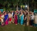 Irish Ambassador Hosts Dinner Reception for Asha Volunteers