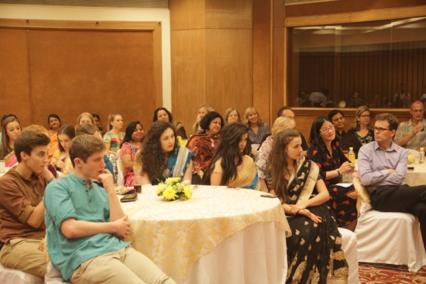 Asha Hosts Dinner Reception to Thank Volunteer Teams