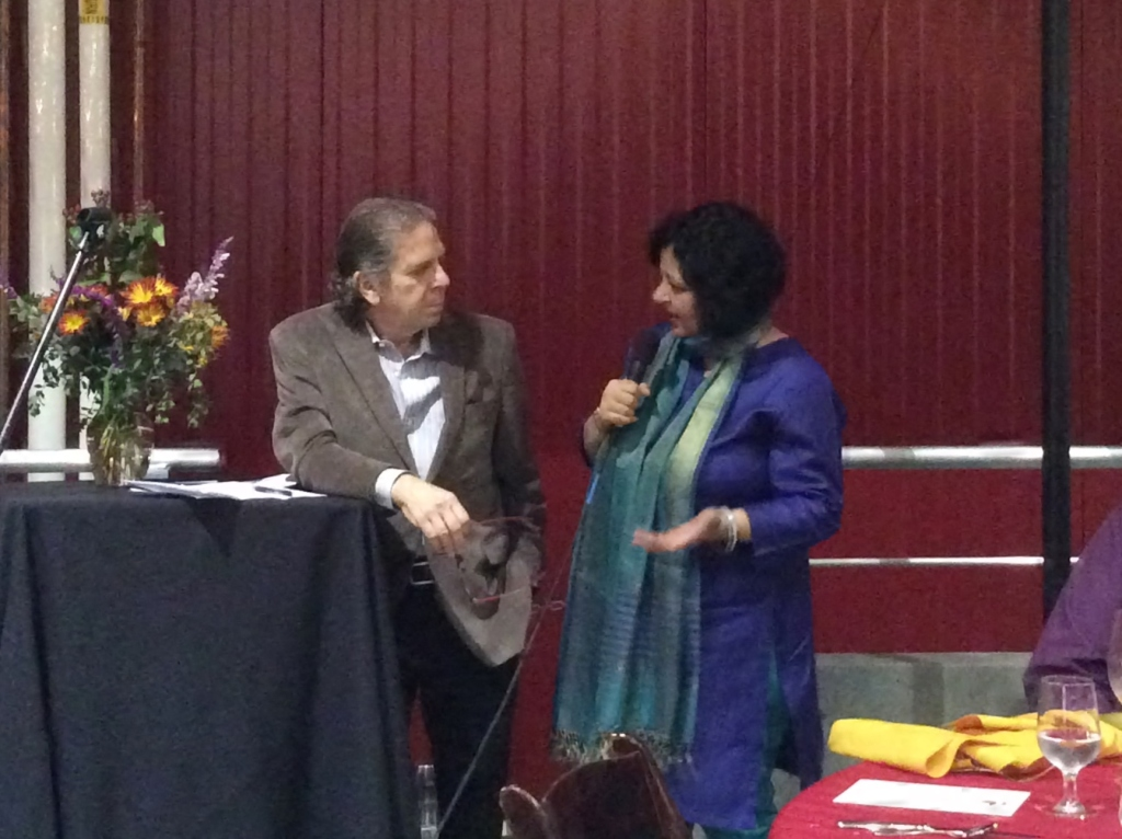 Jeff Schectman interviews Dr Kiran
