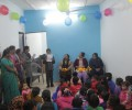 Asha Inaugurates newly refurbished centre at Anna Nagar slum colony
