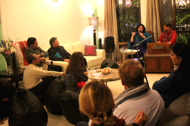 A musical evening to thank Asha supporters