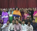 Asha hosts a Students' Meet for class 12 students and their parents