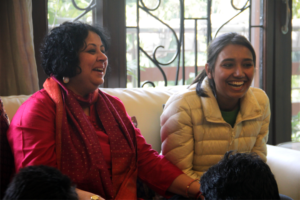 Huma, from Ekta Vihar talks about her recent employment