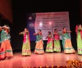 Asha children at 75th Anniversary Celebrations of Bhaatkhande Sangit Vidyalaya