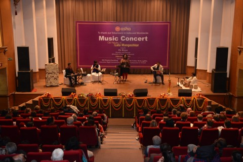 Music Concert to thank our Volunteers