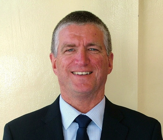 John Healy Vice principal, Rainey Endowed School, Magherafelt