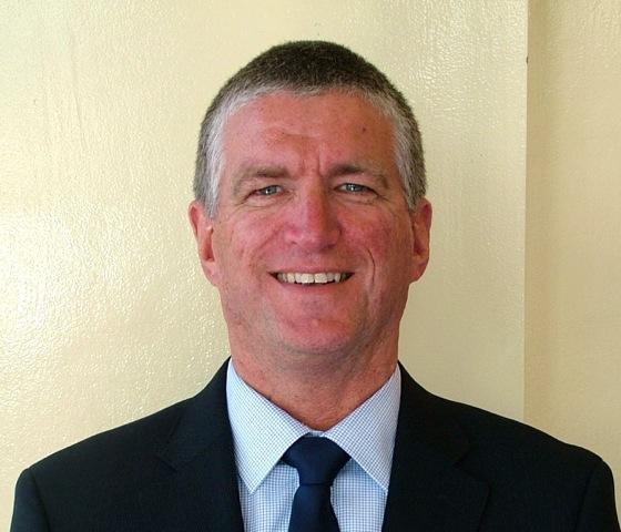 John Healy Vice principal, Rainey Endowed School, Magherafelt