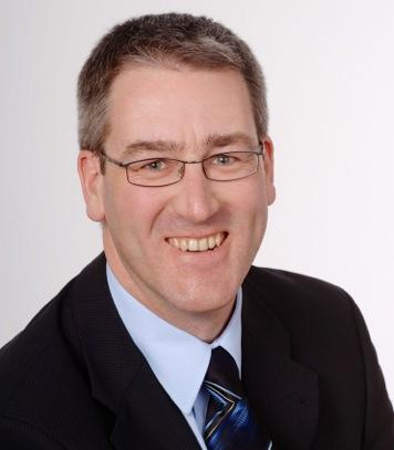 Scott Naismith Principal, Methodist College Belfast