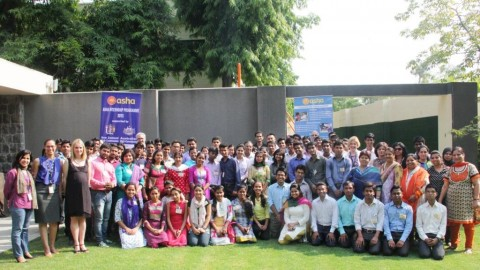 Asha Internship Launch 2015