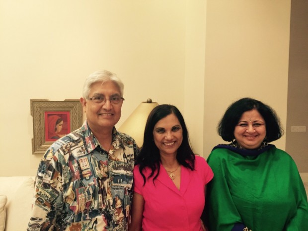 Long time Asha supporters organise fundraiser