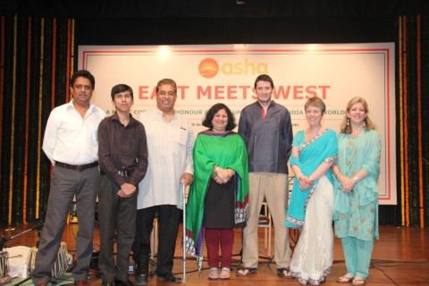 East Meets West 2015