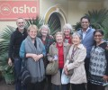Team from California spends a week at Tigri