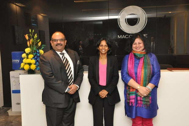 Macquarie Group Foundation hosts Dr Kiran