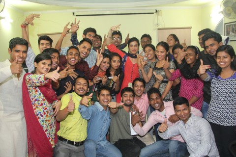 Asha Students successfully complete British Council English Classes