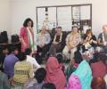 McClay Foundation visits Asha