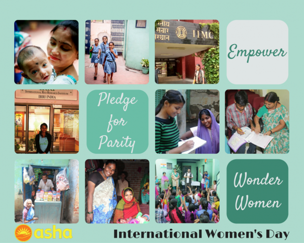 Saluting the Wonder Women from Asha slums